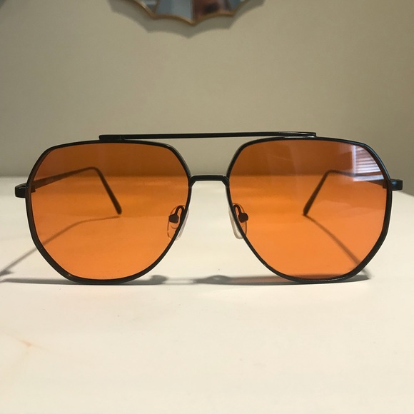 ed88d332134c Orange ASOS Sunglasses. M_5b78f69ecdc7f71cac40969a